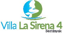 Villa La Sirena Seminyak Logo
